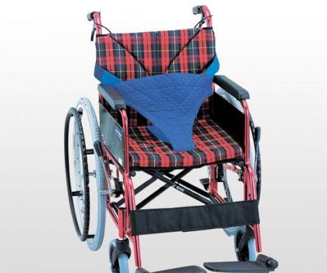 車椅子安全ベルト