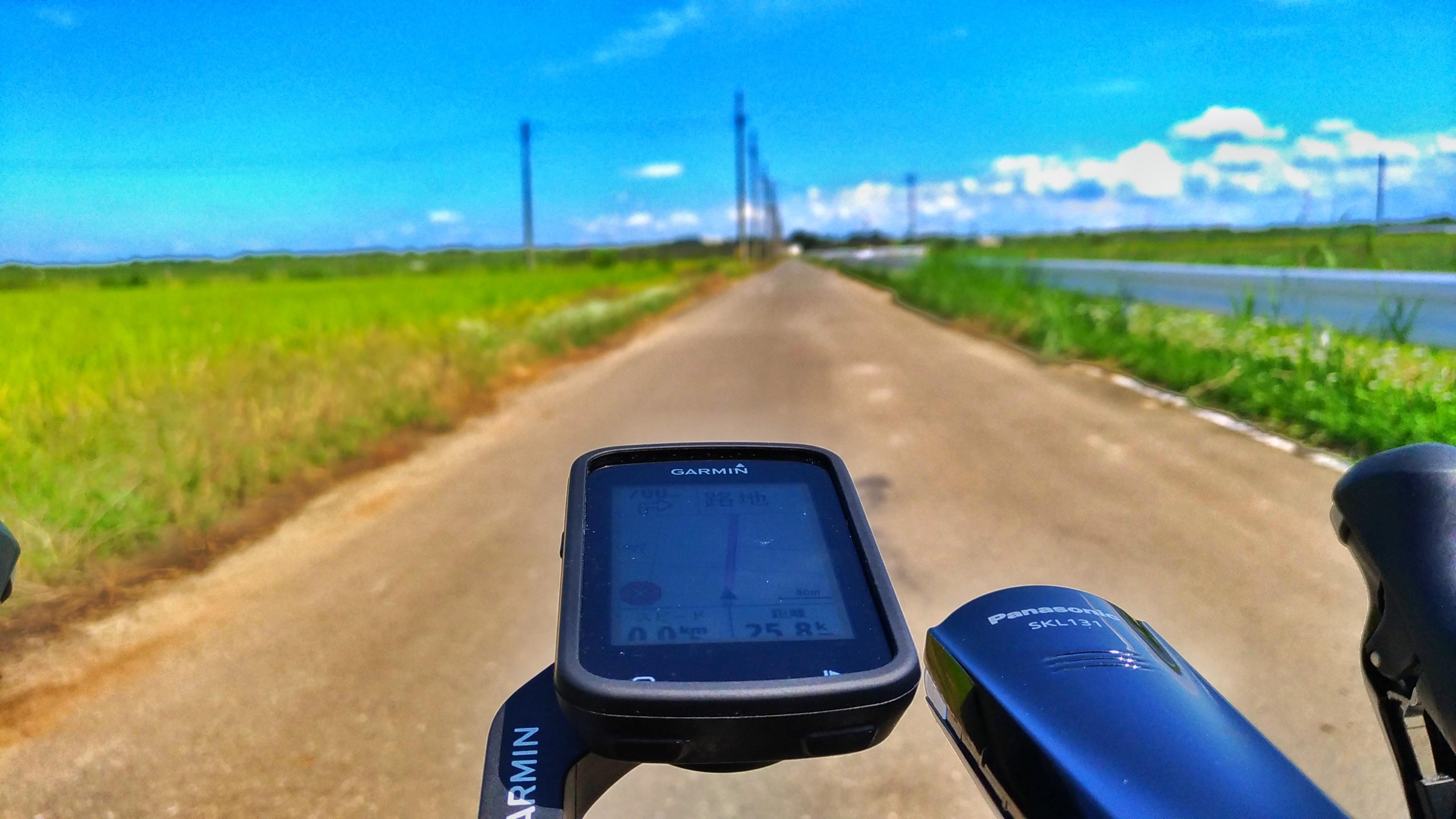 GARMIN EDGE820J GPS機能