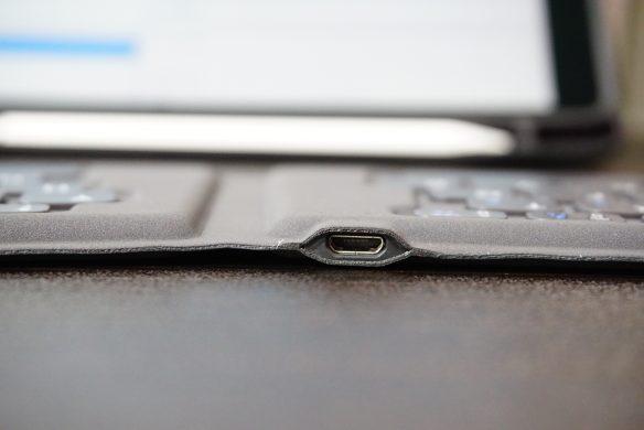 iClever Bluetoothキーボード IC-BK06