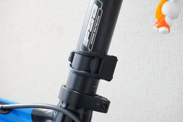 crops(クロップス) EZ400MU ブラック テールライト USB充電 自動点滅