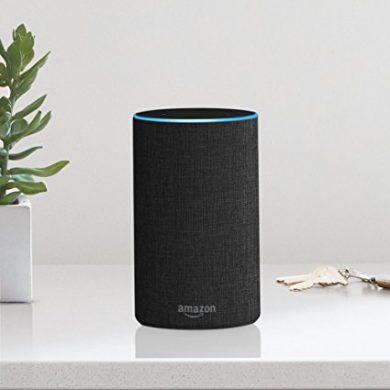 Amazon Echo (Newモデル)、チャコール (ファブリック)posted with カエレバ Amazon 2017-11-15 Amazon