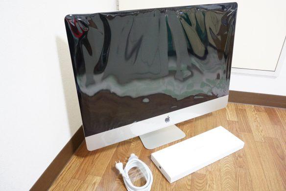 2017 iMac 27インチ
