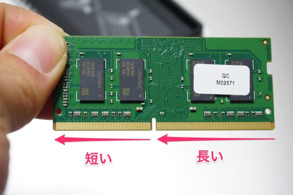 iMac メモリ増設
