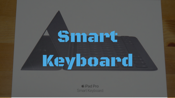 iPad Pro 10.5 Smart Keyboard
