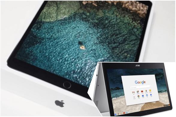 iPad Pro Chromebook