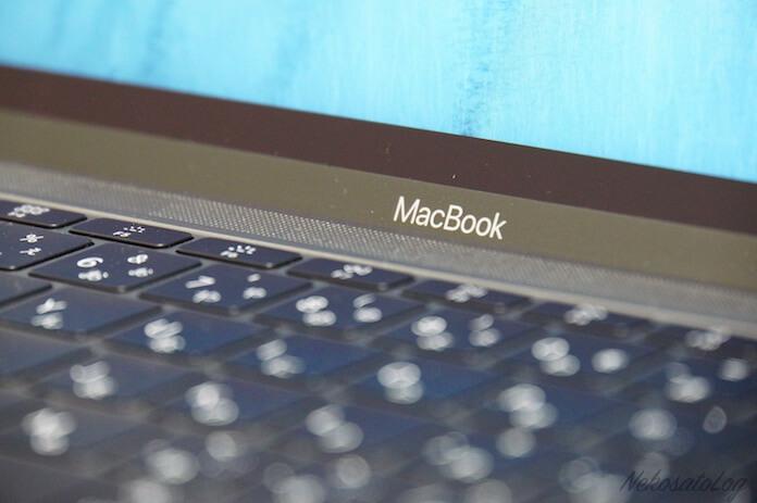 MacBook 12インチ レビュー
