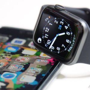 Apple Watch Series 4 レビュー