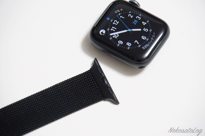 Apple Watch Series 4 ミラネーゼループ