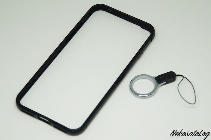 Humixx アルミ シリコン iPhone 8ケース