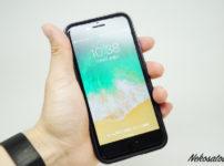 Humixx iPhone 8 アルミバンパー