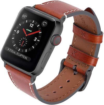 Fullmosa Apple Watch 本革レザーバンド