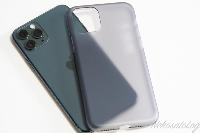 パワーサポート iPhone 11 Pro用 Air Jacket レビュー