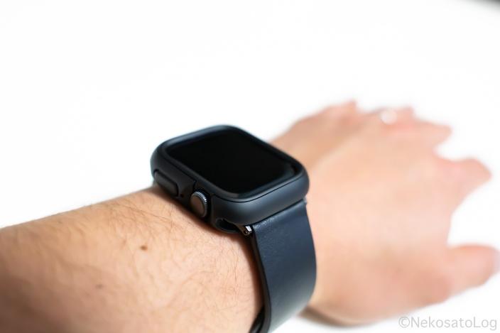 CrashGuard NX Apple Watchケース レビュー