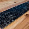 Magic Keyboard スペースグレイ レビュー