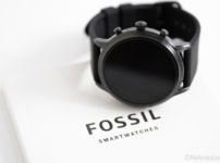 レビュー FOSSIL THE CARLYLE HR FTW4025