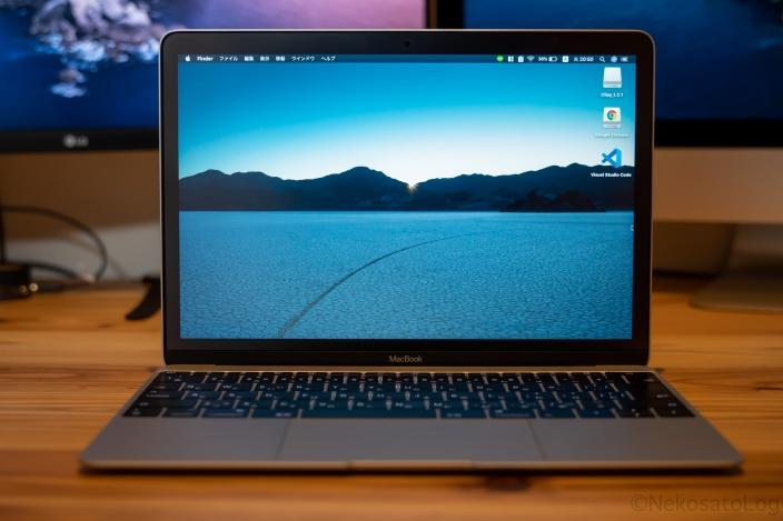 MacBook 12インチ(2017) 買いなおし
