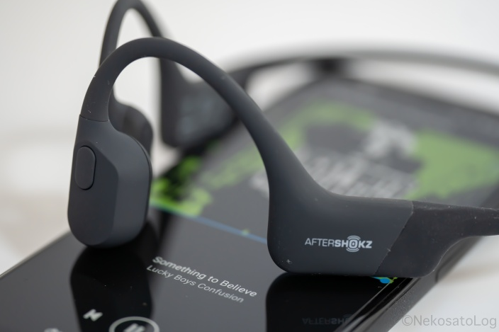 レビュー Aftershokz AEROPEX AFT-EP-000011