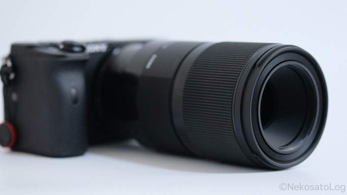 SIGMA 70mm F2.8 DG MACRO レビュー