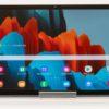 レビュー Galaxy Tab S7