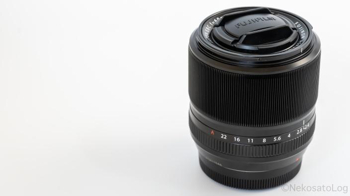 レビュー XF60mmF2.4 R Macro