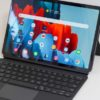 Keyboard Cover Galaxy Tab S7 レビュー