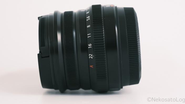 レビュー XF16mmF2.8 R WR